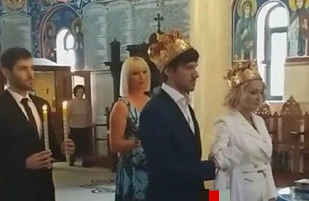 Venčali se Goca Tržan i Raša Novaković