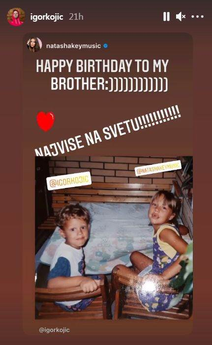 Nataša Kojić i Igor Kojić