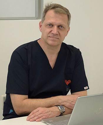 Dr Dario Jocić, vaskularni hirurg