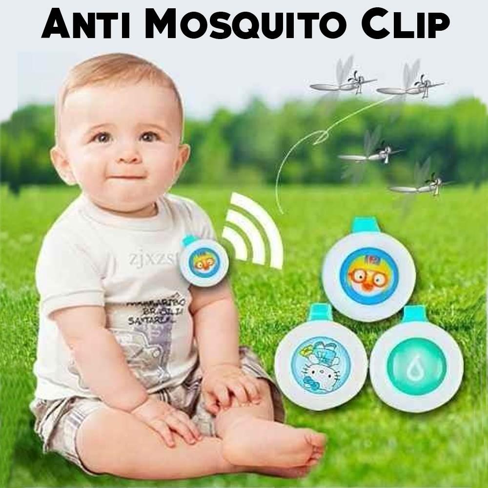 Bedž protiv komaraca
