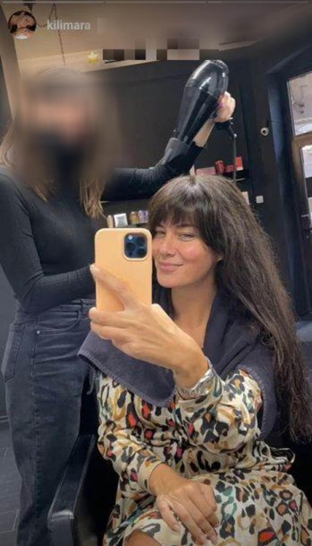 Marija Kilibarda frizura