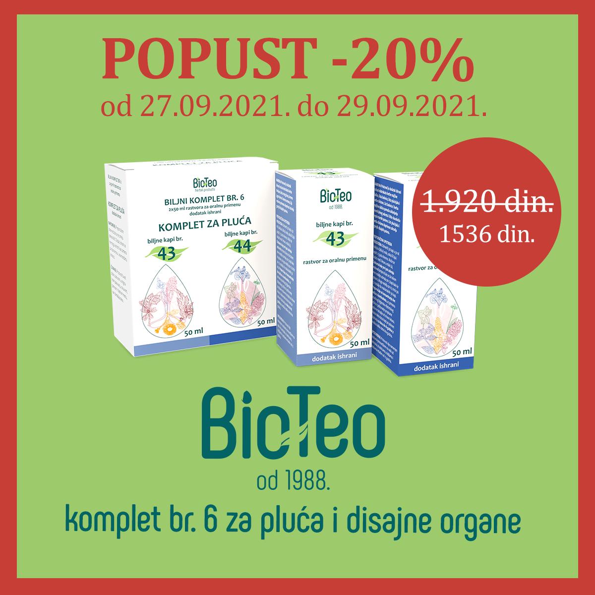 Bioteo 6