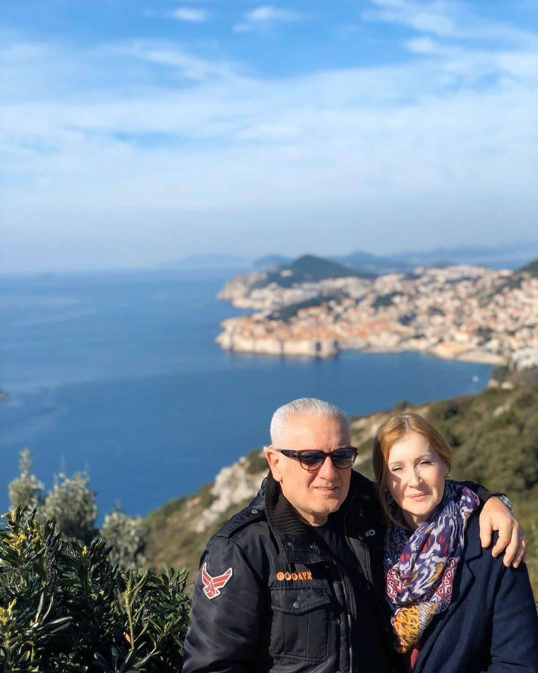 Željko Samardžić i žena Maja