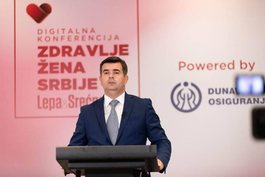 Dr Mirsad Đerlek, državni sekretar Ministarstva zdravlja