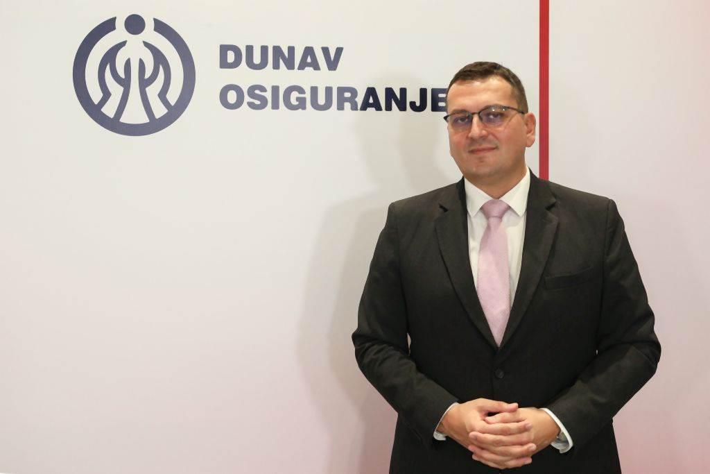 Dr Janko Samardžić, klinički farmakolog isped kompanije Dunav Osiguranje
