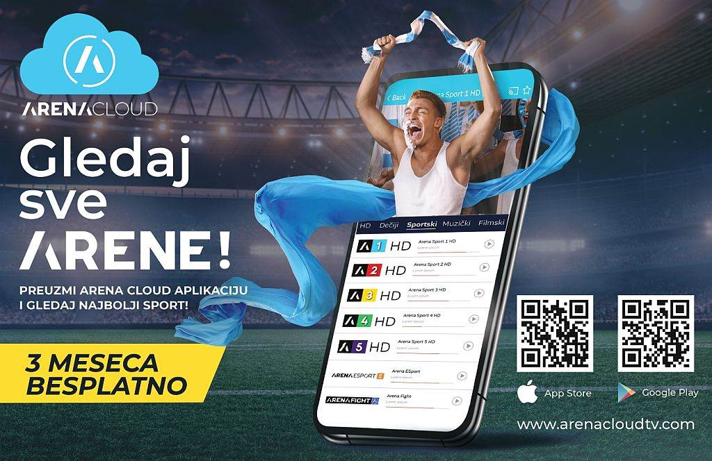Arena Cloud