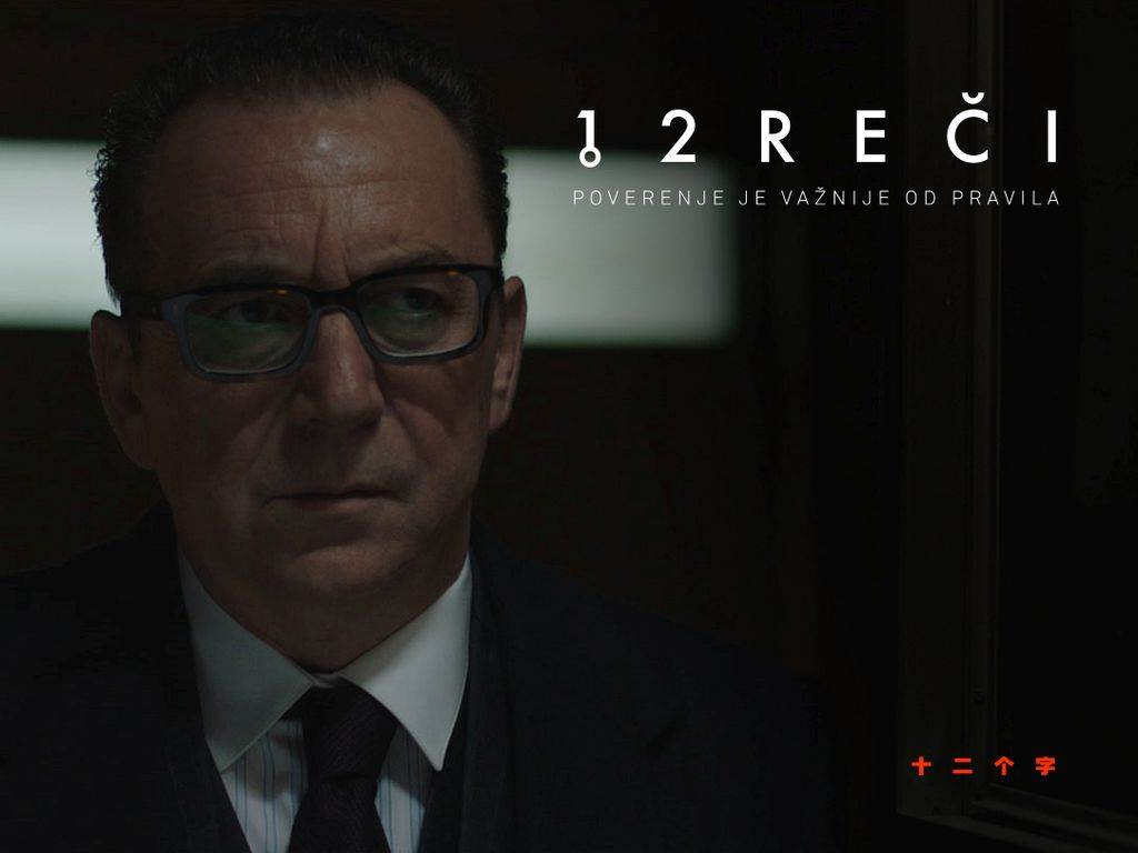 12 reči serija Tihomir Stanić