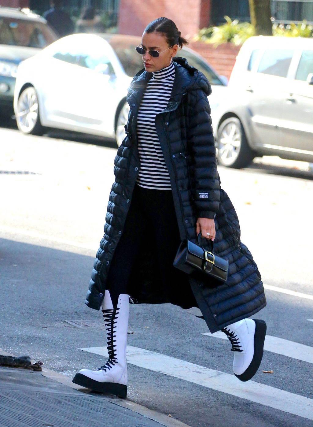 irina sajk stil moda kombinacija