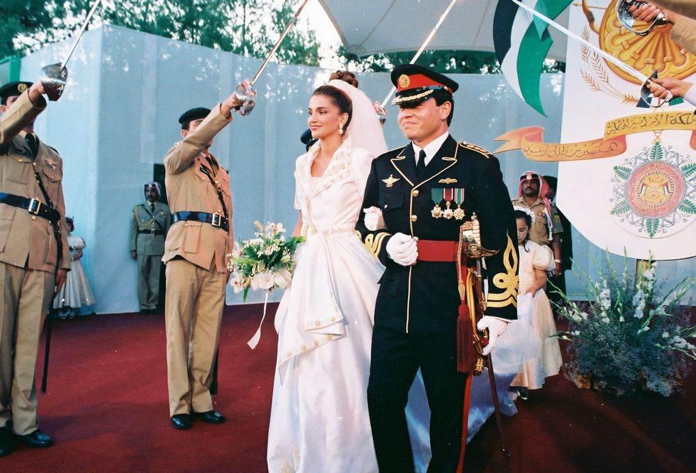 kraljica ranija kralj abdulah jordan vencanje