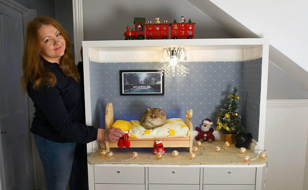 Soba za mačku