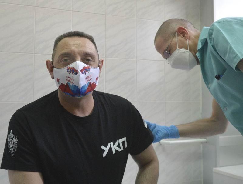aleksandar vulin ruska vakcina