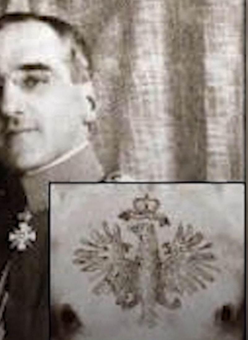 kralj aleksandar karadjordjevic tetovaza
