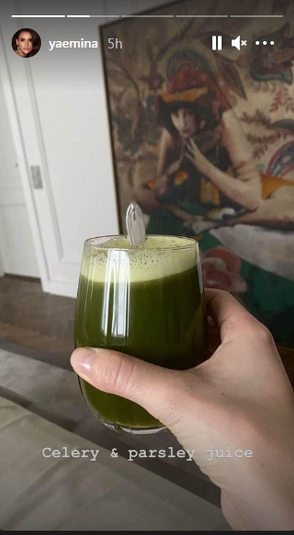 emina jahovic sok celer persun