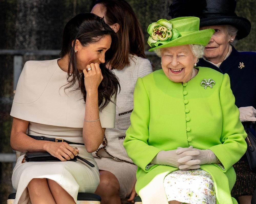 megan markl princ hari kraljica elizabeta