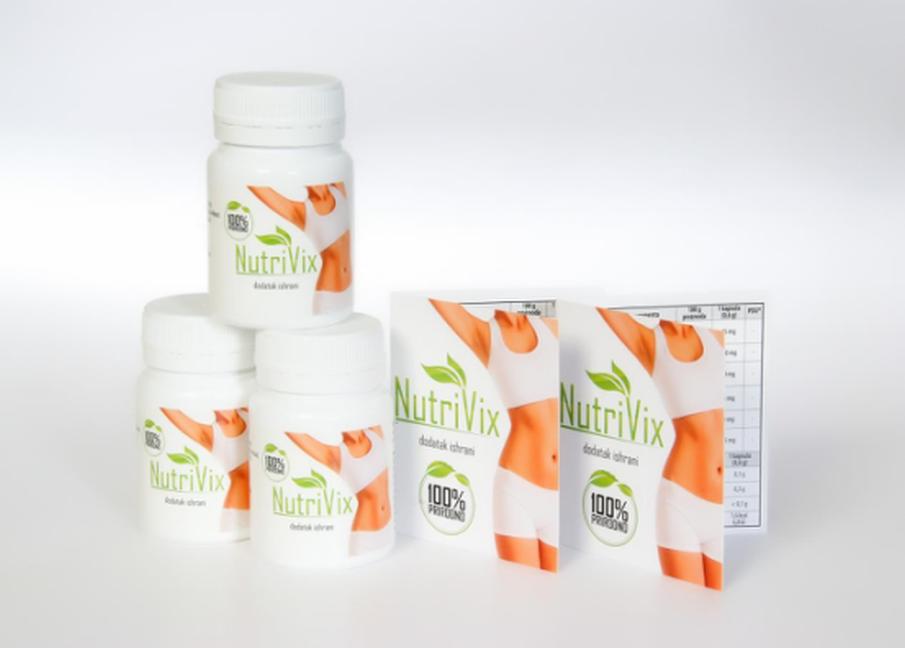 Nutrivix, preparat za mršavljenje