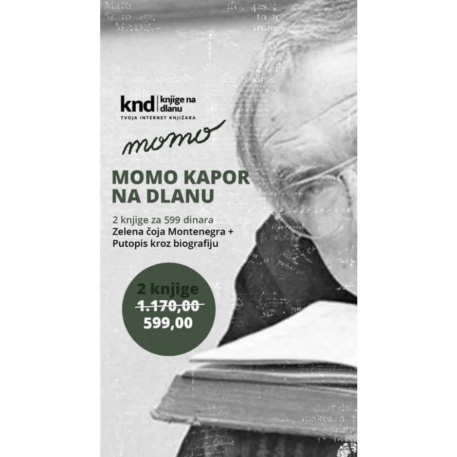 Momo Kapor, komplet knjiga