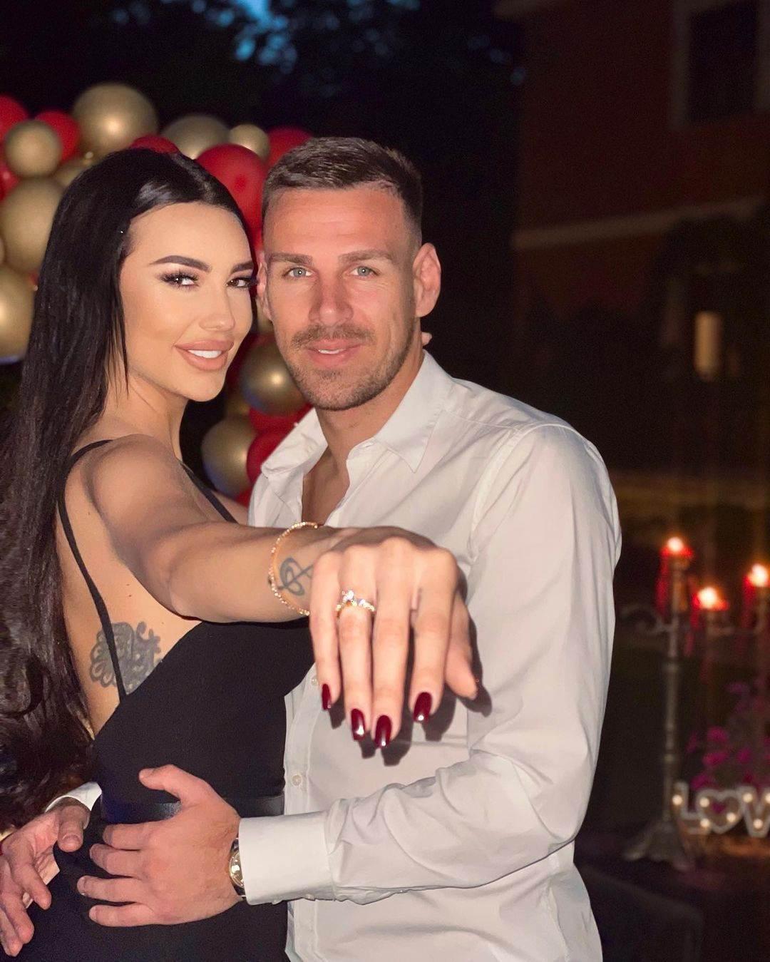 Katarina Grujić i Marko Gobeljić