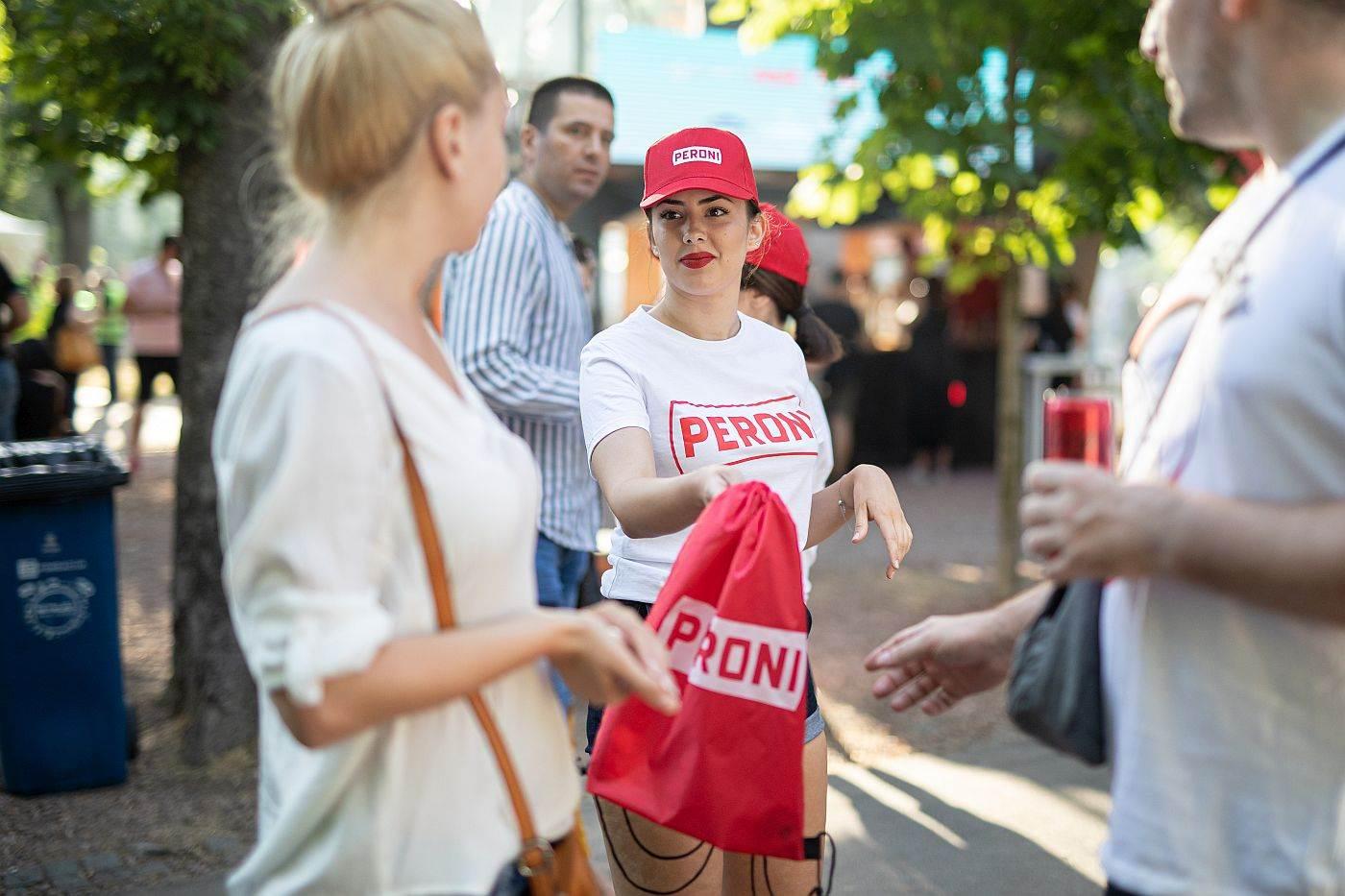 Peroni Burger Fest