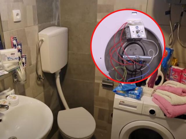 kupatilo bojler