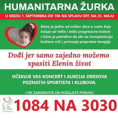 elena humanitarna akcija