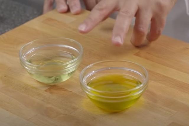 maslinovo ulje ulje od kostica grozdja