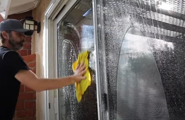 glicerin za pranje prozora