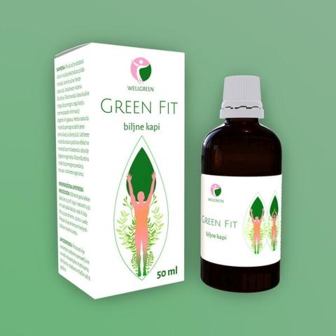 Green Fit za tekst